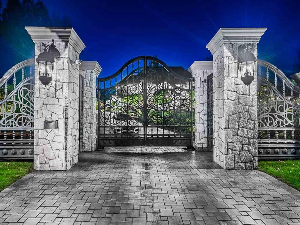 南素里1.75英亩城堡庄园插图
