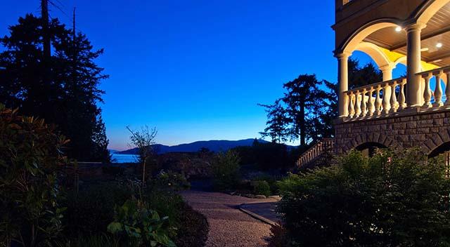 西温世界级城堡海景别墅
