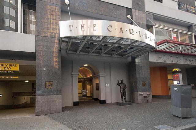 温哥华市中心繁华区一房公寓
