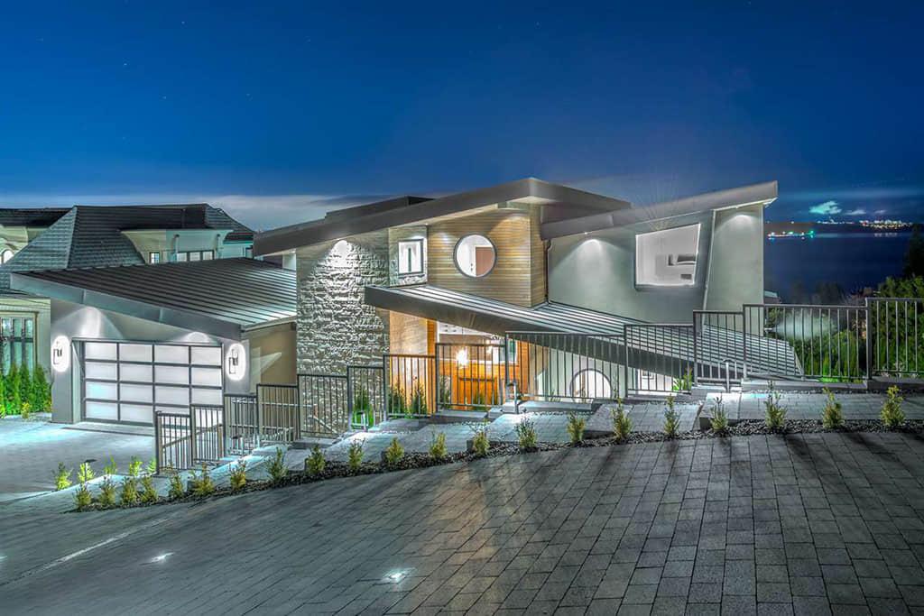 西温Westmount区全新海景别墅