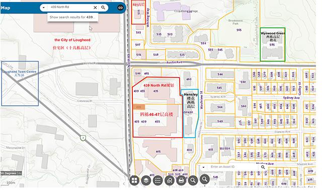 西高贵林核心区未来高层楼盘发展规划