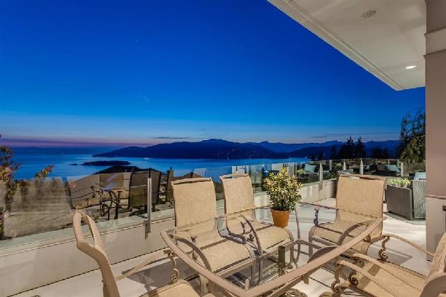 西温罕见的270度海景别墅