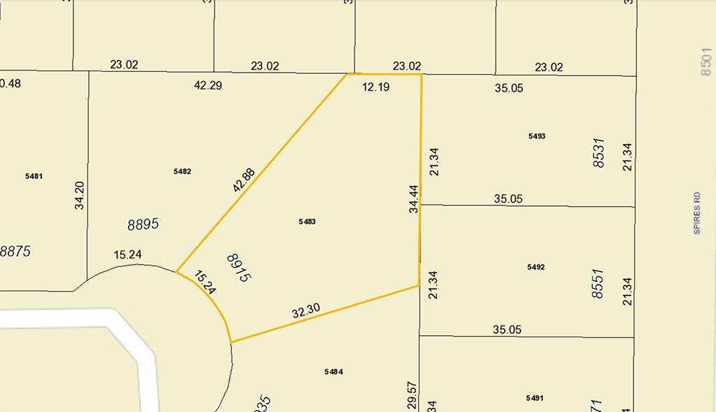 列治文核心区联排别墅开发用地