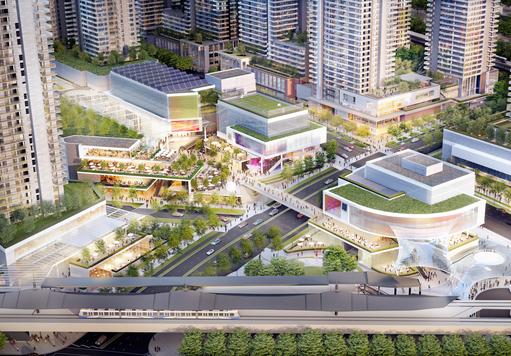 The City of Lougheed第二期高层公寓楼花即将发售
