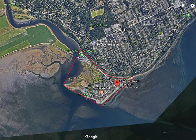素里市政府计划购买月牙湾的400栋别墅应对海平面上升