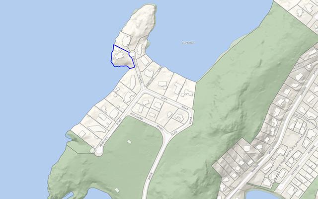西温2470平米一线海景大地
