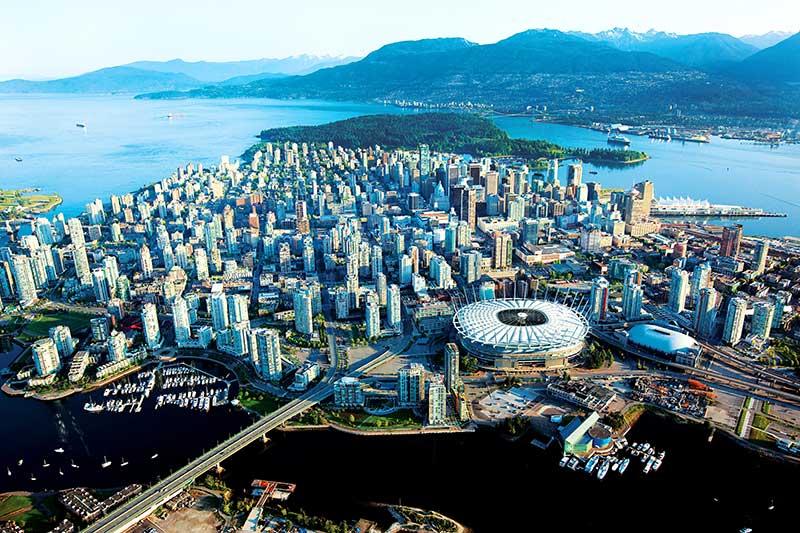 2019北美最适合居住城市最新排名