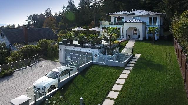 西温Westmount区高性价比海景别墅