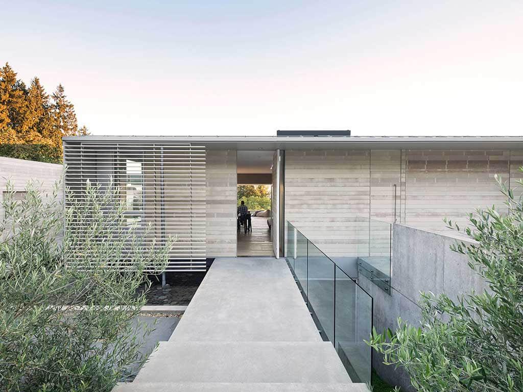 Mcleod Bovell设计的西温别墅